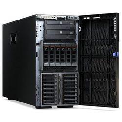 Serwer IBM System x3500 M5 z 6-Core Xeon E5-2620v3 + 8GB DDR4 2133MHz + SAS Raid M5210 + nadmiarowe zasilacze