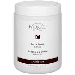 coffee spa body mask coffee kawowa maska do ciała (pn306), marki Norel (dr wilsz)
