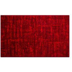 Grund Dywanik łazienkowy SAVIO, ruby czerwony, 70x120cm (8590507349426)