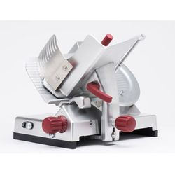 Krajalnica ręczna do wędlin z nożem pochyłym o średnicy 350 mm, 0,37 kW   INOXXI, PN350