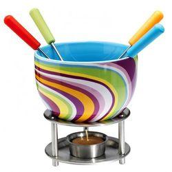 Czekoladowe fondue w kolorowe paski Mastrad MA-F47521