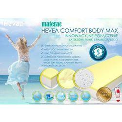 MATERAC LATEKSOWY HEVEA COMFORT BODY MAX 200x90 Testuj przez 50 dni!