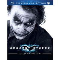 Mroczny rycerz (Premium Collection) The Dark Knight
