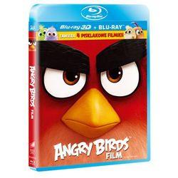 Angry Birds. Edycja 2-płytowa. Blu-Ray 3D (film)