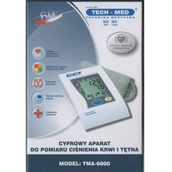 TMA-700 ciśnieniomierz producenta TechMed