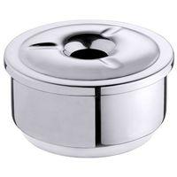 Popielniczka stalowa o średnicy 110 mm | , 536/110 marki Contacto