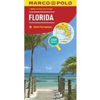 MARCO POLO Länderkarte Florida 1:800 000 (9783829739429)