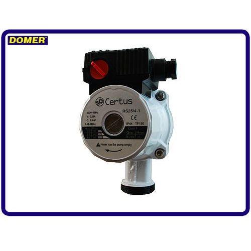 Pompa obiegowa Certus RS 25/6 - produkt z kategorii- Pompy cyrkulacyjne