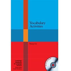 Vocabulary Activities + CD. Cambridge Handbooks for Language Teachers (kategoria: Nauka języka)