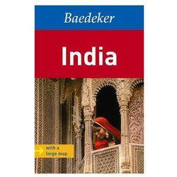 Baedeker: India [With Map], pozycja z kategorii Literatura obcojęzyczna
