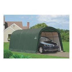 Shelterlogic Namiot garażowy 62760 3,7x6,1 zielony