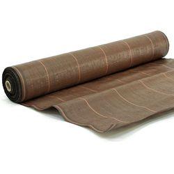 Topgarden Agrotkanina mata 0,8x100m 70g/m2 uv brązowa - brązowy \ 80 cm \ 100 m, kategoria: folie i agrowł�