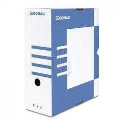 Pudełko archiwizacyjne 120mm niebieskie marki Donau
