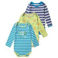 Gelati Kidswear 3 PACK Body hellgrün/multicolor