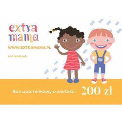 Bon upominkowy o wartości 200zł z kategorii Pozostałe dla dzieci