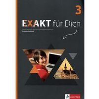 Exakt fur Dich 3 Książka ćwiczeń z płytą DVD (116 str.)
