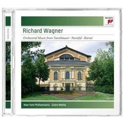 Wagner: Orchestral Music From Tannhauser, Parsifal, Rienzi - New York Philharmonic