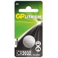 Bateria GP CR 2032-U1