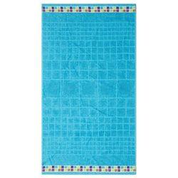 ręcznik mozaik turkus, 50 x 90 cm, 50 x 90 cm, marki Night in colours