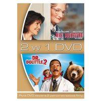 2 w 1 Pani Doubtfire / Dr Dolittle 2 (DVD) - Steve Carr, Chris Columbus (5903570148644)