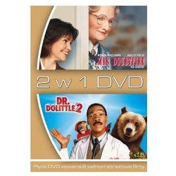 2 w 1 Pani Doubtfire / Dr Dolittle 2 (DVD) - Steve Carr, Chris Columbus, kup u jednego z partnerów