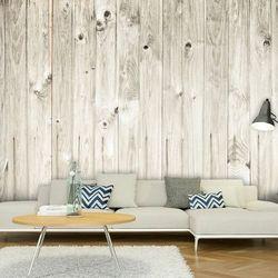 Artgeist Fototapeta - drewniany płotek