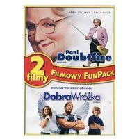 Pani Doubtfire/ Dobra Wróżka - DVD (5903570151941)