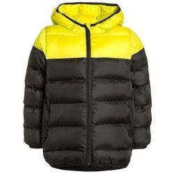 adidas Performance Kurtka zimowa black/shock slime - produkt z kategorii- kurtki dla dzieci