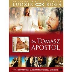 ŚW. TOMASZ APOSTOŁ + Film DVD z kategorii Pozostałe filmy