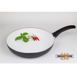 - rivarolo patelnia ceramiczna, indukcyjna marki Ballarini