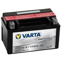Akumulator motocyklowy Varta YTX7A-BS 6Ah 105A