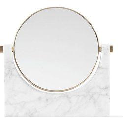Lustro Pepe Marble białe (5709262967100)
