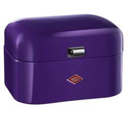 grandy chlebak pojemnik na pieczywo - indigo fioletowy, marki Wesco