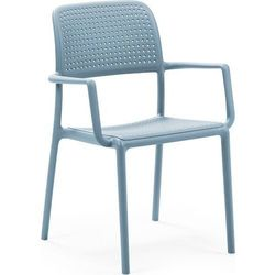 Krzesło ogrodowe Bora błękitne (8010352242395)