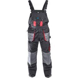 Spodnie ochronne ogrodniczki DEDRA BH3SO-XL + rabat z Gopro! (5902628211347)