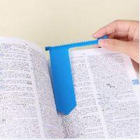 Gadget master Suwakowa zakładka do książki - niebieska - niebieski