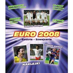 Euro 2008 Naklejanki Z Plakatem, książka w oprawie miękkej