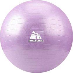 Piłka gimnastyczna  65 cm fioletowa 31173 marki Meteor