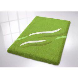 Dywanik łazienkowy Kleine Wolke Swipe Green