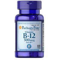 WITAMINA B-12 500mcg 100 tabletek PURITAN'S PRIDE