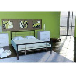 Frankhauer łóżko metalowe pariti 140 x 200