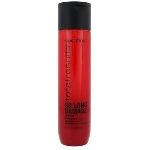 MATRIX Total Results So Long Damage Shampoo wzmacniajacy szampon do wlosow 300ml, 3474630741133