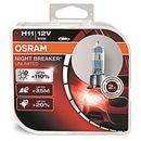 Osram® night breaker unlimited h11 | halogenowa żarówka samochodowa