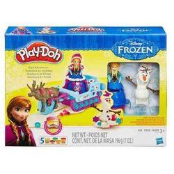 Play Doh Frozen Kraina Lodu Anna B1860 - z kategorii- pozostałe zabawki agd