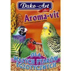 DAKO-ART Aroma Vit - pokarm dla małych ptaków egzotycznych 500g