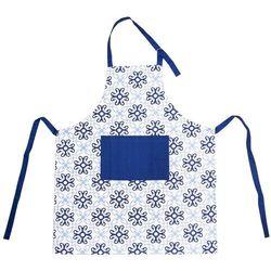 Fartuch kuchenny Blue Shapes, 86 x 71 cm (8592381160500)