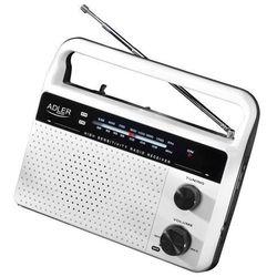 Adler AD1132, odbiornik FM