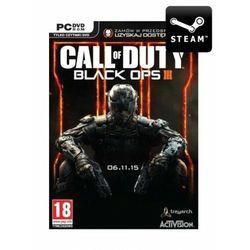 Call of Duty: Black Ops III PL - Klucz z kategorii Kody i karty pre-paid