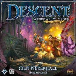 Fantasy flight Descent: wędrówki w mroku – cień nerekhall