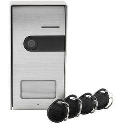 Wideodomofon elektroniczny Blyss Vid-Intcoms E-6 zewnętrzny z czytnikiem kart (3663602632214)